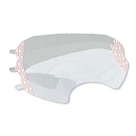 3M 6885 Clear Faceshield Cover