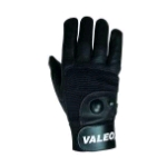 Valeo Full Fingered Anti-Vibration Leather Air Gloves (GCAS)