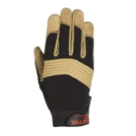 Valeo Full Fingered Anti-Vibration Leather Mechanic's Gloves (GMLA)