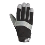 Valeo Lightweight Full Fingered Lined Mechanic's Gloves (GMFI)