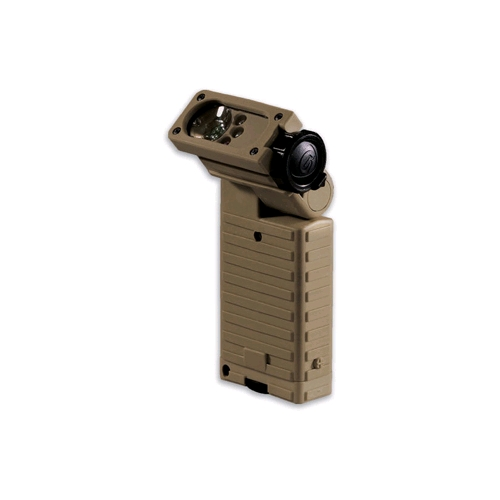 Streamlight Sidewinder Tactical IR LED Flashlight with Articulating Head  Color: Coyote Brown