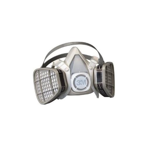3m organic vapor half mask