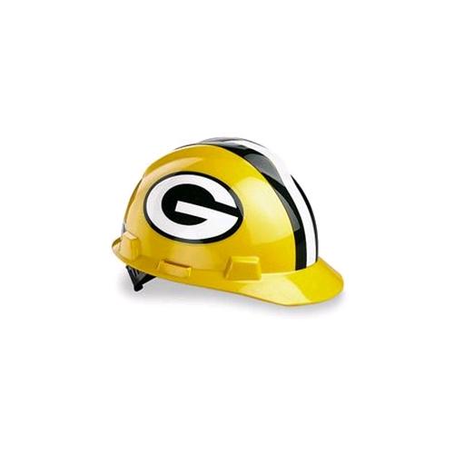 6f1eb3f1859 MSA 818395 NFL V-Gard Hard Hat