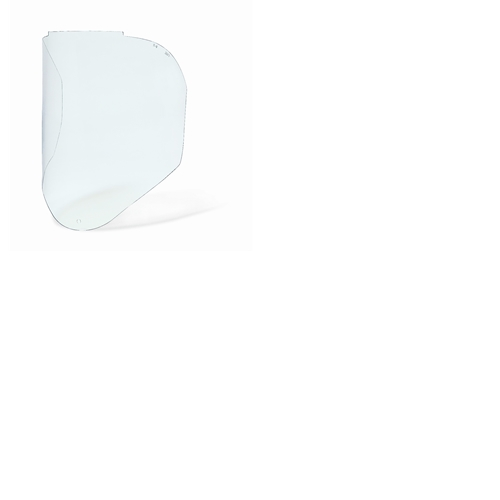 Uvex S8550 Replacement Visor - Clear, Uncoated