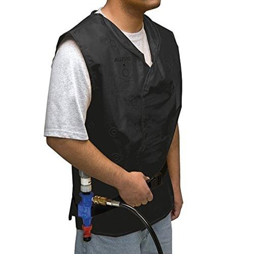 Allegro Vortex Cooling Heating Vest W Plastic Cooler Standard