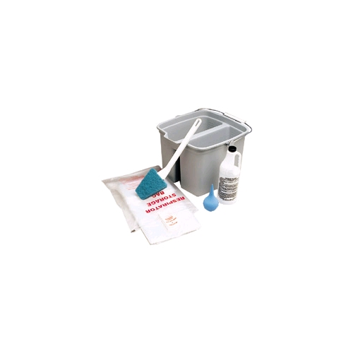 Allegro  Respirator Cleaning Kit with Liquid Cleaner