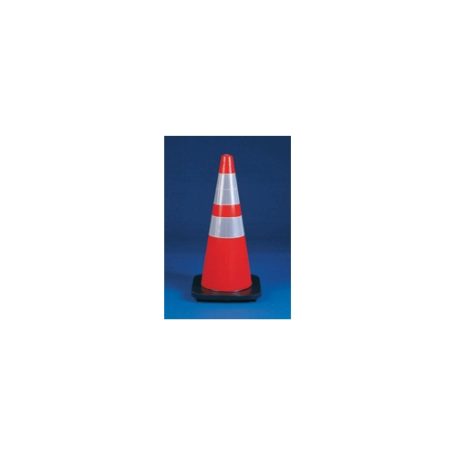 Allsafe SMC 28 inch Orange 10 (lb) DW Series Traffic Cone