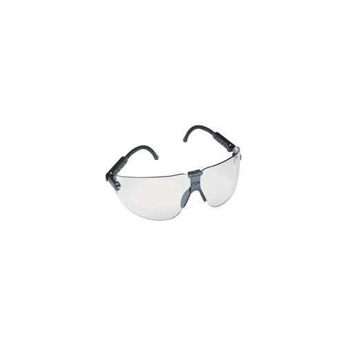AOSafety Lexa, Medium, Black Frame, I/O Mirror Lens