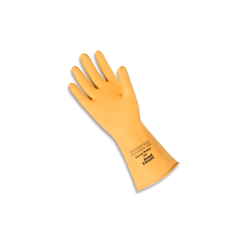 Ansell Canners and Handlers RBC - Medium Duty Natural Latex Gloves