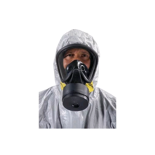 MSA 10052779 Ultra Elite CBRN Gas Mask, SpeeD-On Head Harness, Medium