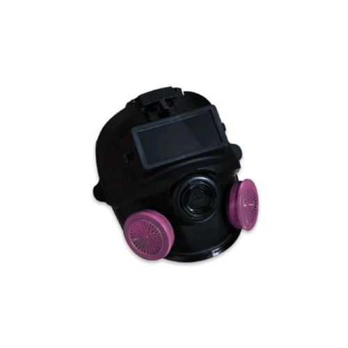 North 54001SW Full Facepiece Air-Purifying Respirator w/Welding Attachment, Small