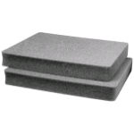 Pelican™ 1552 2 pc. Replacement Pick 'N' Pluck™ Foam Sections Only for 1550 Case