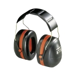 Peltor H10A Earmuffs, Headband