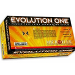 Microflex Evolution One Powder Free Latex Examination Gloves