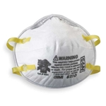 3M 8210 Dispoable Respirator, N95