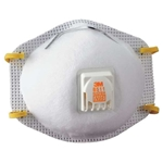 3M 8511 N95 Particulate Respirator, 10-Pack