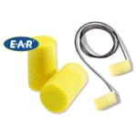 E-A-R Classic Plus Corded, Poly Bag