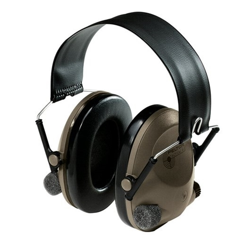 3M Peltor SoundTrap Slim Line Electronic Tactical Headset, MT15H67FB