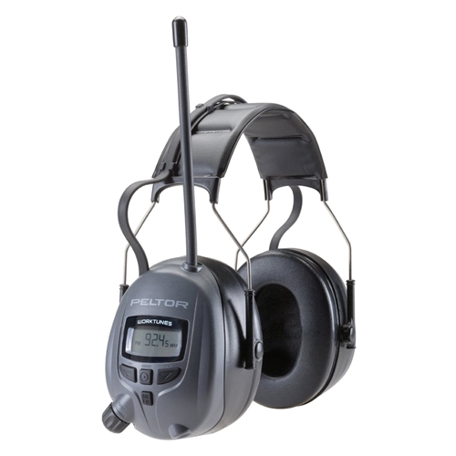 Peltor Digital WorkTunes 26 Radio Earmuff