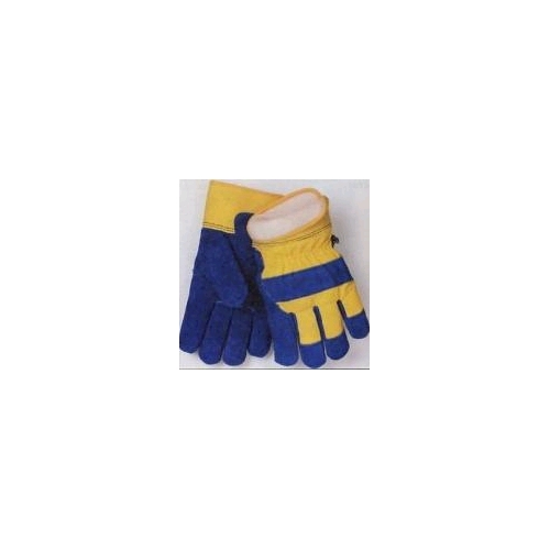 Standard Winter Glove, With ColdBlock, Waterproof Liner, Blue