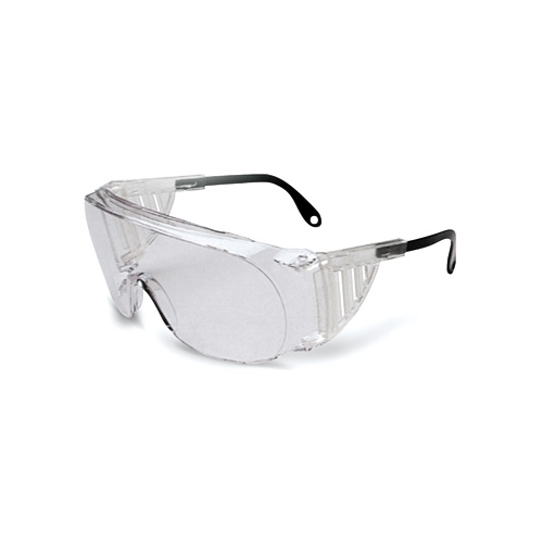 Uvex S0250X Ultraspec 2000, Clear Frame, Clear Uvextreme Lens