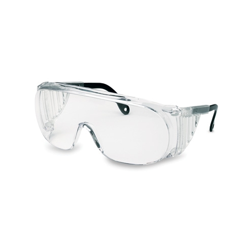 Uvex S0300 Ultraspec 1000, Clear Frame, Clear Lens