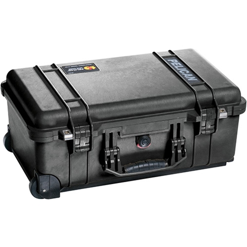 Pelican™ 1510 Case - Carry On Case with Foam (Black)