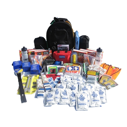 BOSS Deluxe Emergency Preparedness Kit - 2 Person