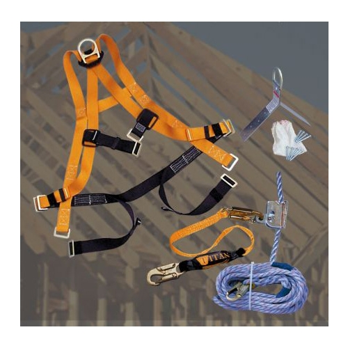 Miller TRK4000 Roofing Fall Protection Kit