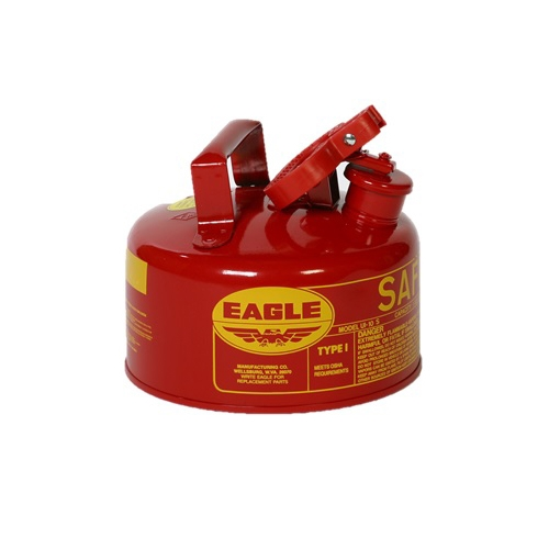 Eagle Type I Safety Can, 1 Gal. Red, UI-10-S