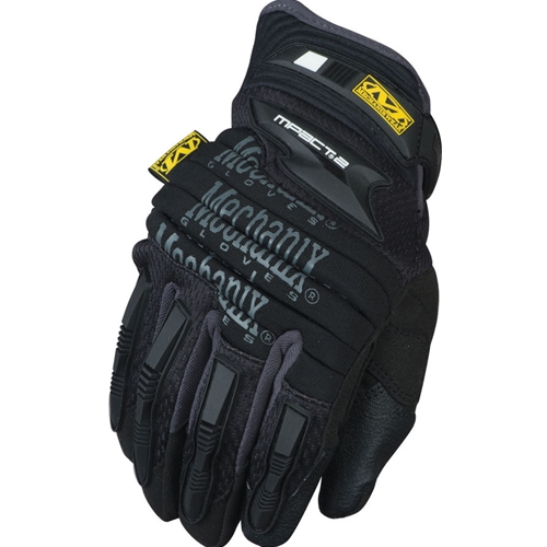 Mechanix Wear M-Pact 2 Series Glove, Black