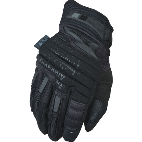 Mechanix Wear M-Pact 2 Series Glove, Covert/All Black