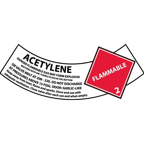 Boss Safety Products - Hazmat Labels