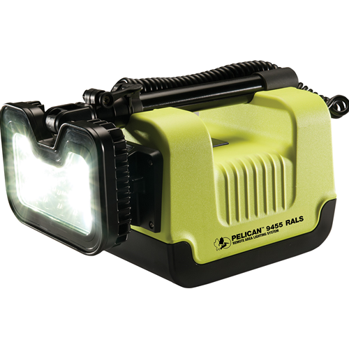 Pelican™ 9455 Remote Area Light - Class1/Div1 Safety Approved