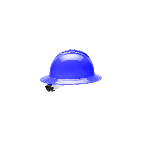 Bullard Model 303 Full Brim Hard Hats, Ratchet