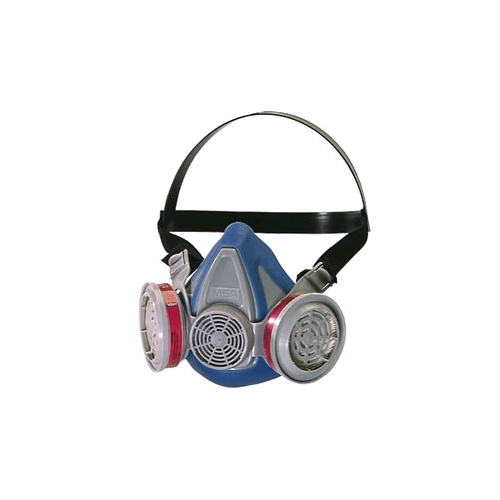 MSA Advantage 200 LS Facepiece w/Single Neckstrap
