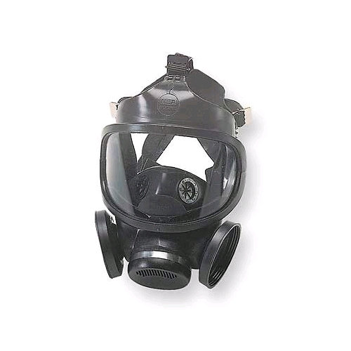 MSA Ultra Twin Full Face Respirator, Silicone