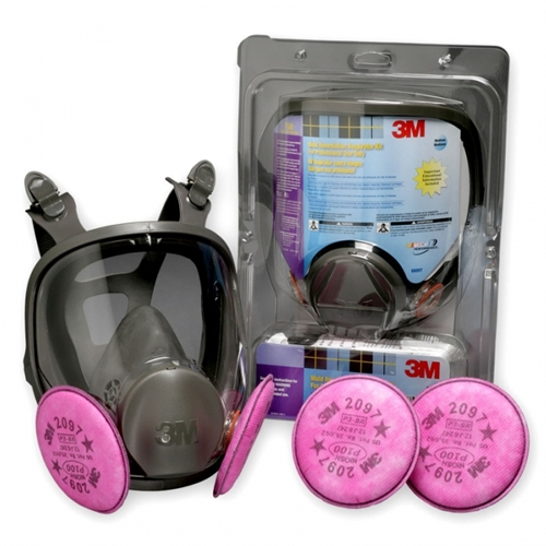 3M Mold Remediation Respirator Kit