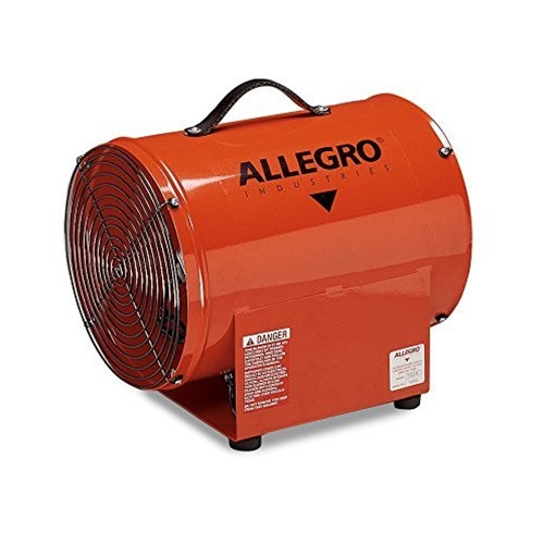Allegro 12 Inch High Output Axial Blower - 220/50V