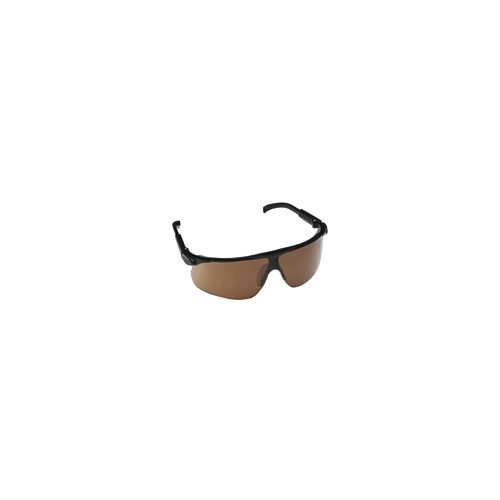 AOSafety Maxim, Black Frame, Clear Lens