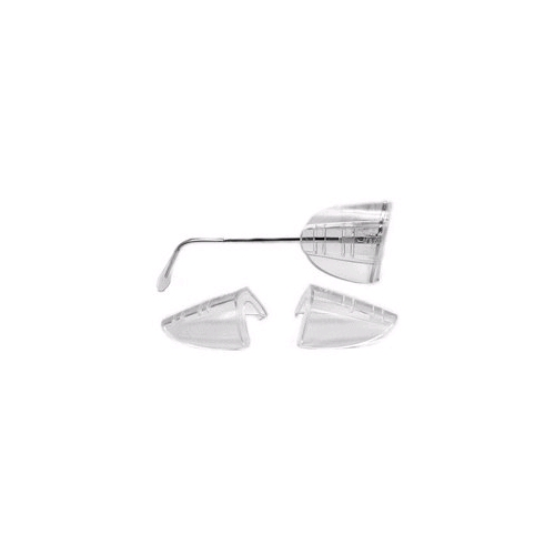 Bouton Flex SideShield, Clear