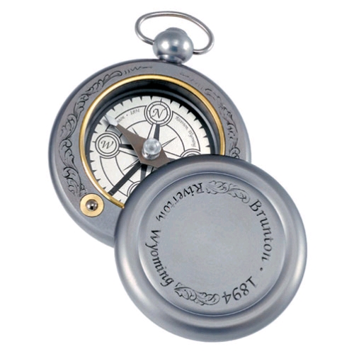 Brunton Gentleman`s Compass