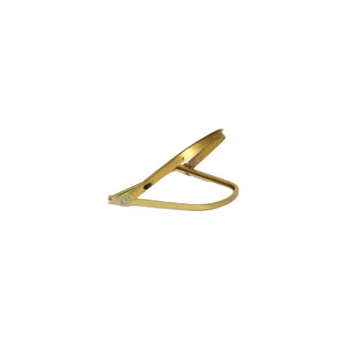 Bullard Faceshield Brackets, Gold Line Bracket