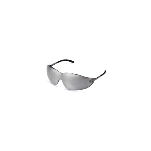 Crews BLACKJACK, Gray Frame, Silver Mirror Lens
