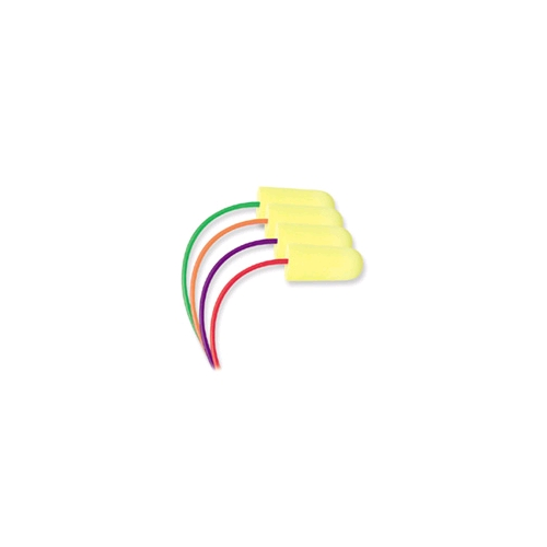 E-A-Rsoft Earplugs Neon Blasts-Corded