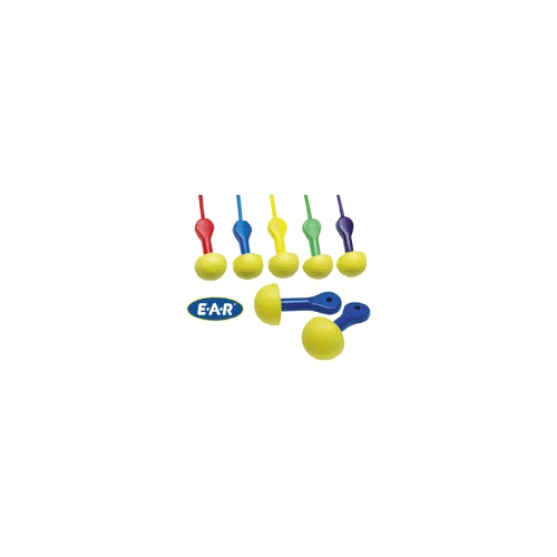 E-A-R Express Pod Plugs Uncorded-Blue