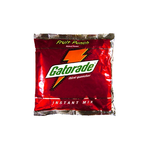 Gatorade 14-51 Oz. Fruit Punch Instant Powder Mix, Makes 6 Gallons Each