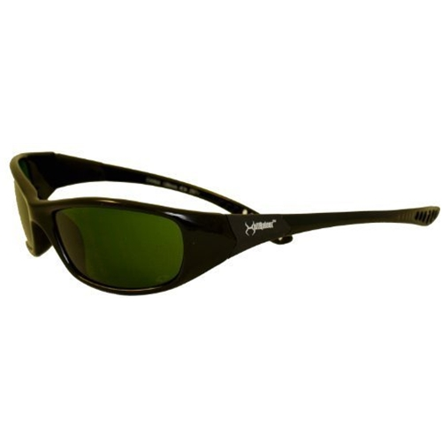 Jackson Hellraiser Safety Glasses, Black Frame, IR 5.0 Lens