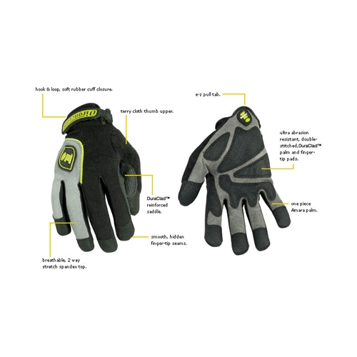 Ironclad Heavy Duty Utility Gloves