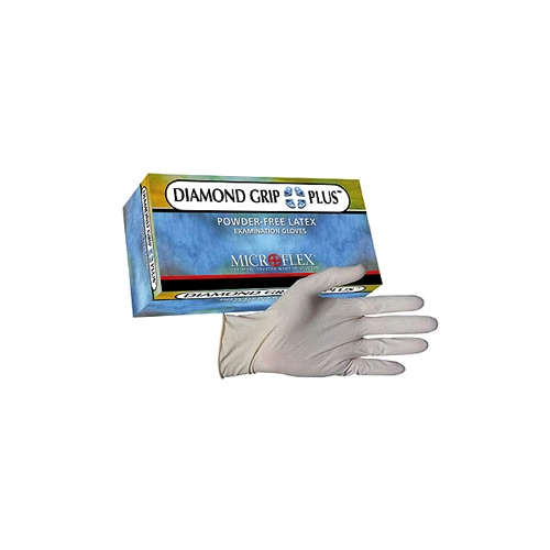 Microflex Diamond Grip Plus Latex Gloves